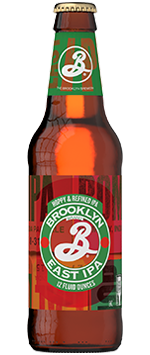 Brooklyn East IPA - Earth's Basket