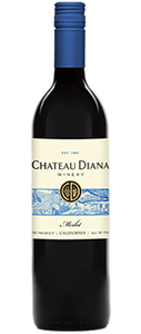 Chateau Diana Merlot 750ml Bottle - Earth's Basket