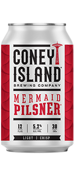 Coney Island Memaid Pilsner - Earth's Basket
