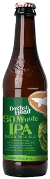 Dogfish Head 60 Minute IPA - Earth's Basket