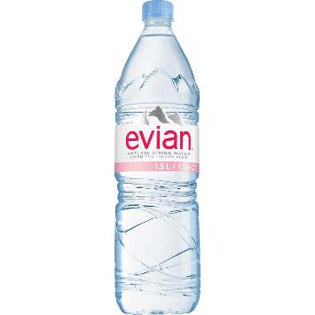 Evian Water - Earth's Basket