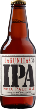 Lagunitas IPA - Earth's Basket