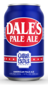 Oskar Blues Dale's Pale Ale - Earth's Basket