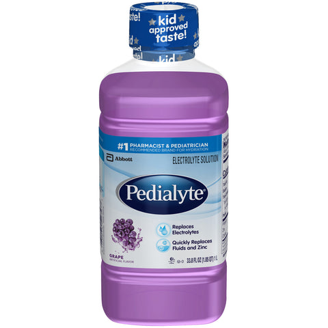 Pedialyte Grape 500ml Bottle - Earth's Basket