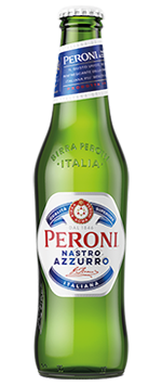 Peroni Nastro Azzurro Pale Lager Beer - Earth's Basket