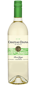 Chateau Diana Pinot Grigio 750ml Bottle - Earth's Basket