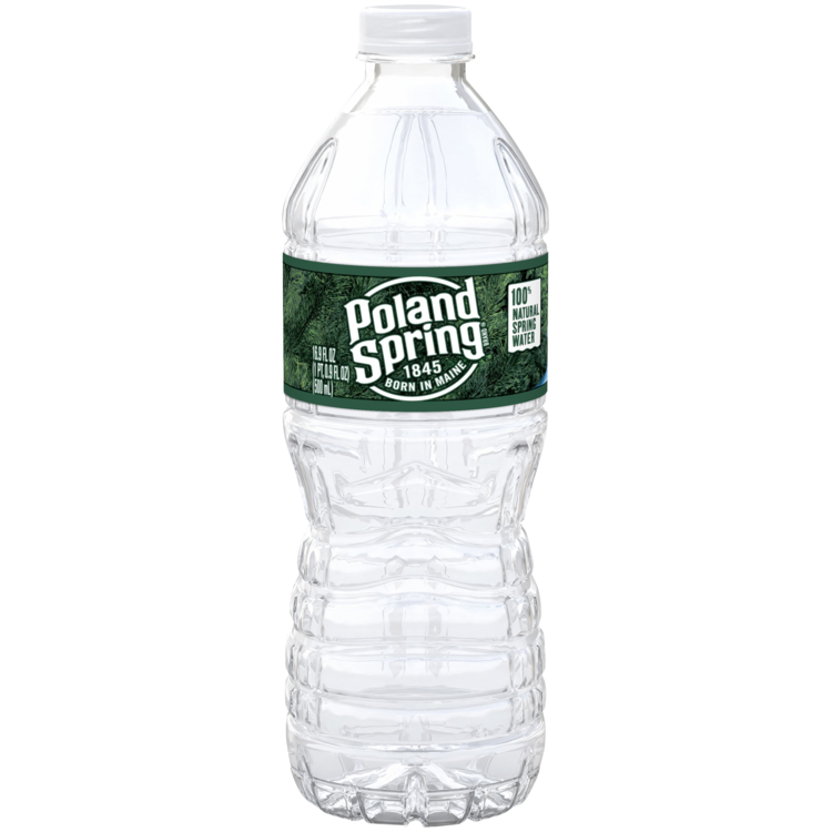 Poland Spring Water - Earth's Basket