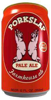 Butternuts Porkslap Pale Ale - Earth's Basket