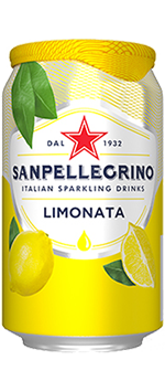 San Pellegrino Prickly Pear Orange 11.2 Oz Can - Earth's Basket