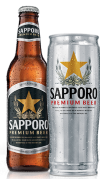 Sapporo Premium Beer - Earth's Basket