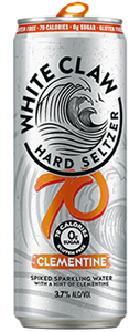 White Claw Hard Seltzer 70 Clementine - Earth's Basket