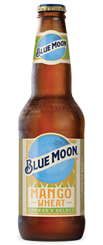 Blue Moon Mango Wheat Beer - Earth's Basket