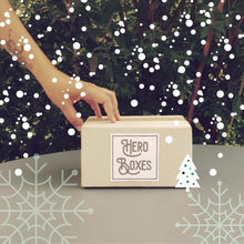 Laden Sie das Bild in den Galerie-Viewer, XMAS-Edition: Eco Hero Box - Hero Boxes