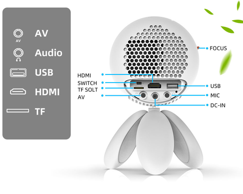 PORTABLE-PROJECTOR-SPECIFICATIONS