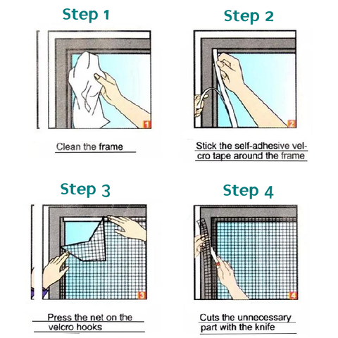how-to-install-bug-netting