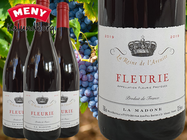 Fleurie Madone