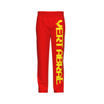 C-4 Pants (Red & Yellow)