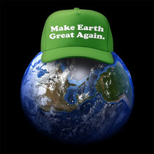 Load image into Gallery viewer, Make Earth Great Again Hat