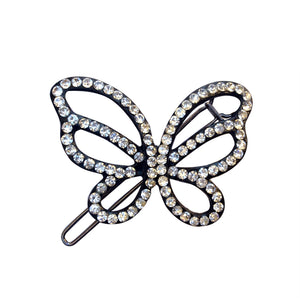 Tri-Wing Butterfly Wireclasp