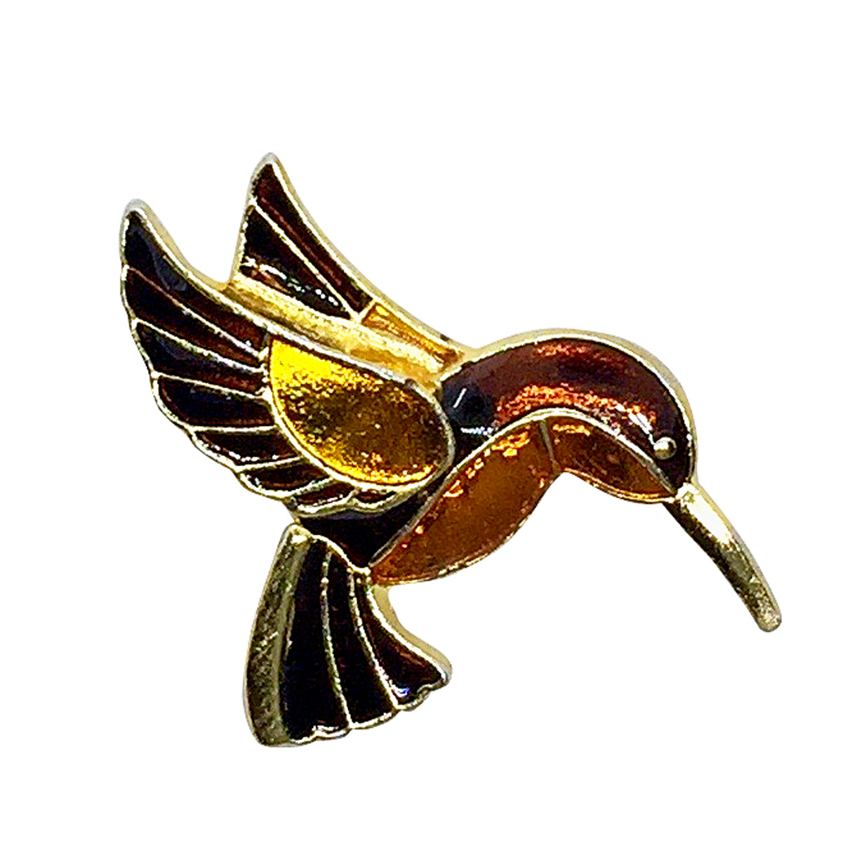 Humming Bird Brooch