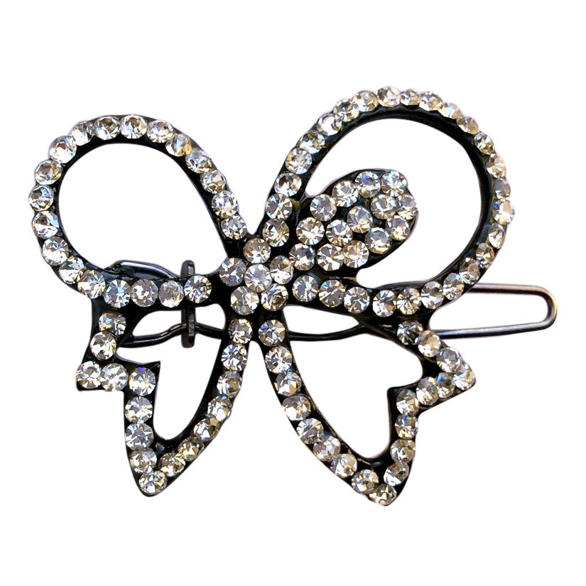 Bow Butterfly Wire Clasp