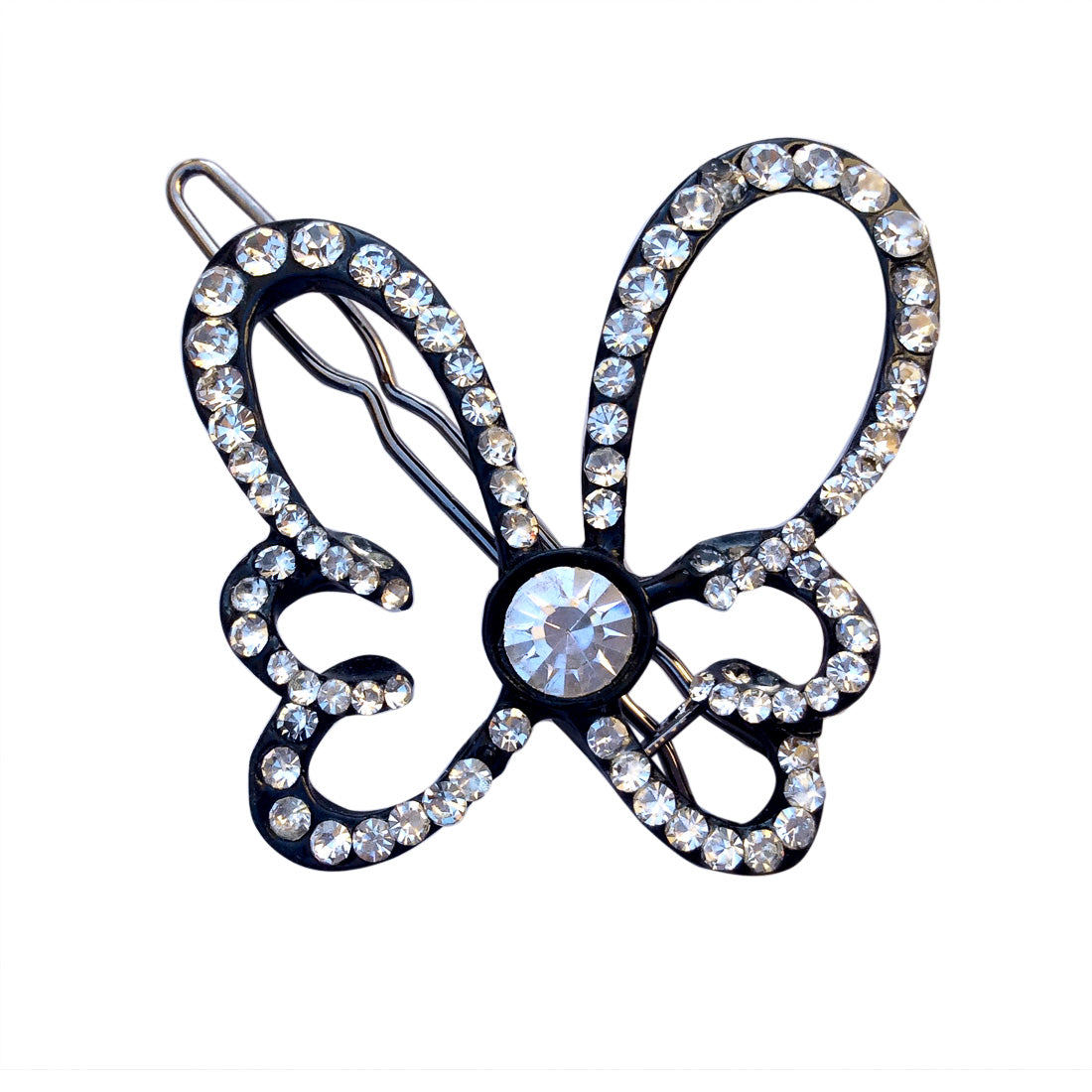 Solitaire Butterfly Wireclasp