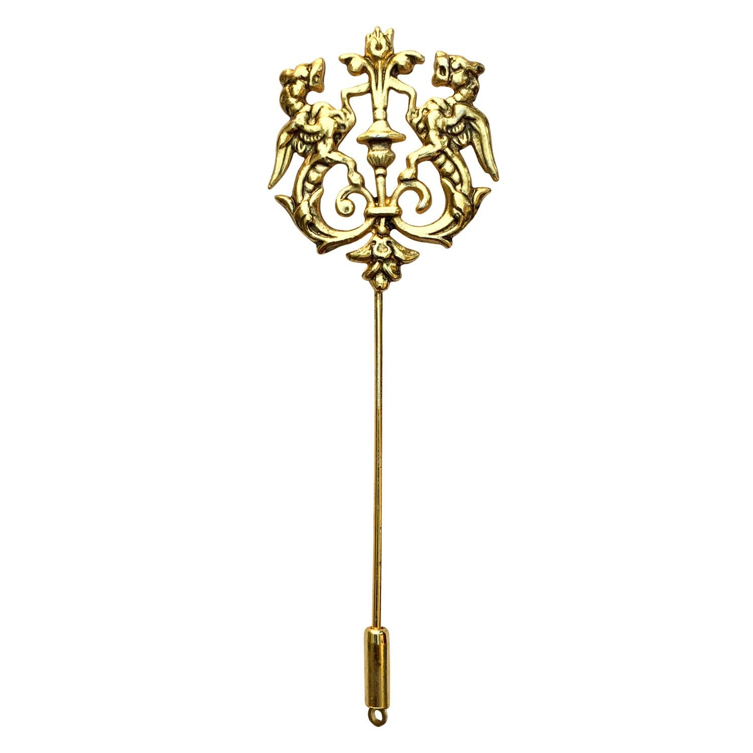 Royal Lion Lapel Pin