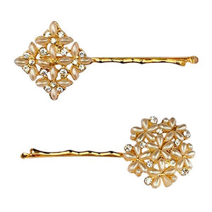 Dazzling Pearl Bobby Pin