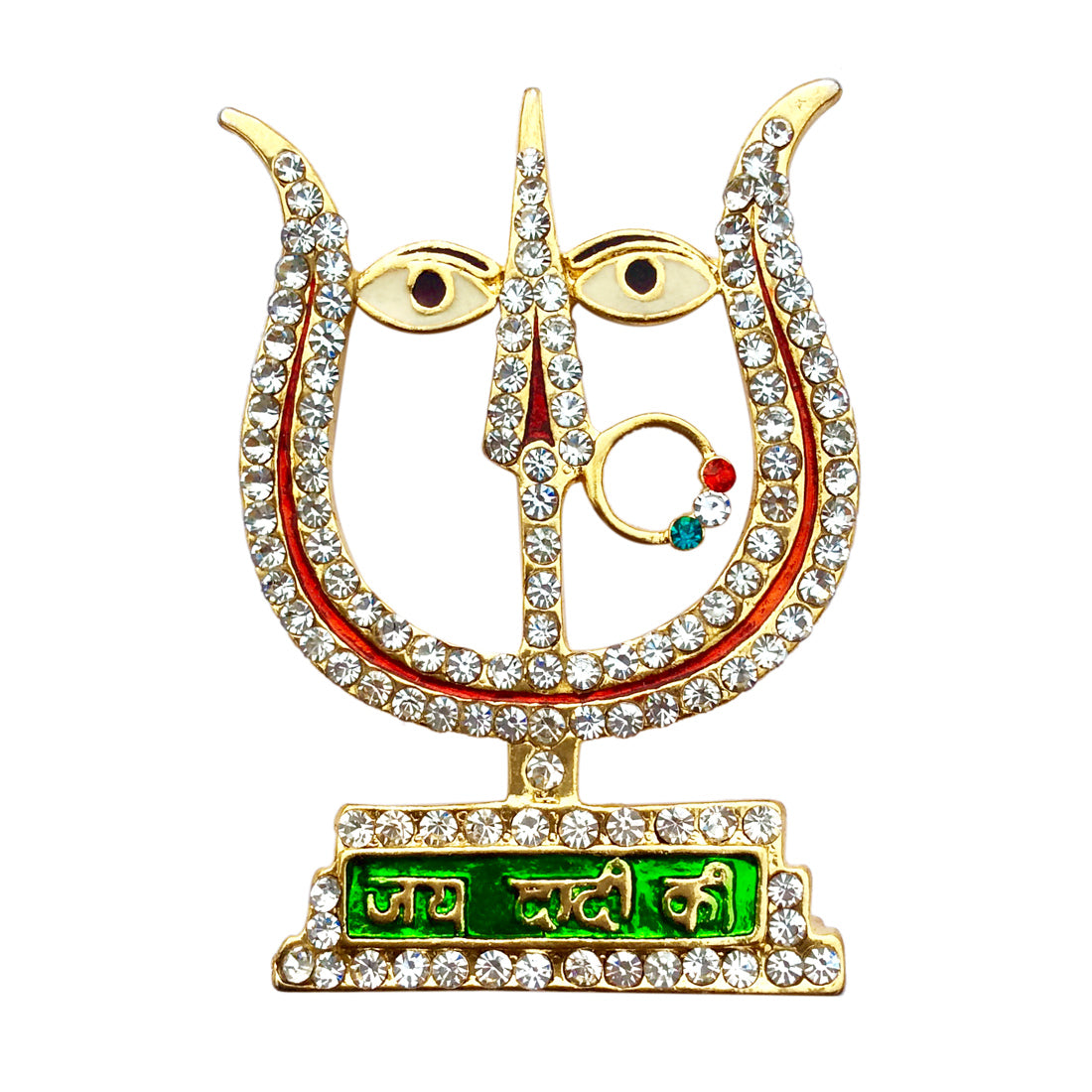 Shakti Trishul Showpiece Idol