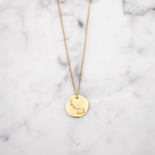 Collier Constellation Ursa Minor XS