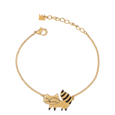 Bracelet Raccoon