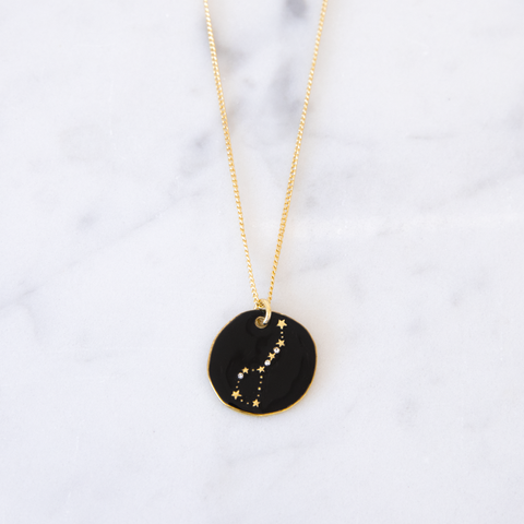 Collier Constellation Ursa Major XL