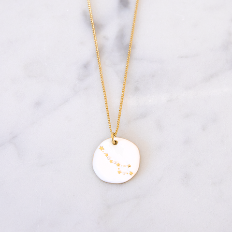Collier Constellation Ursa Minor XL