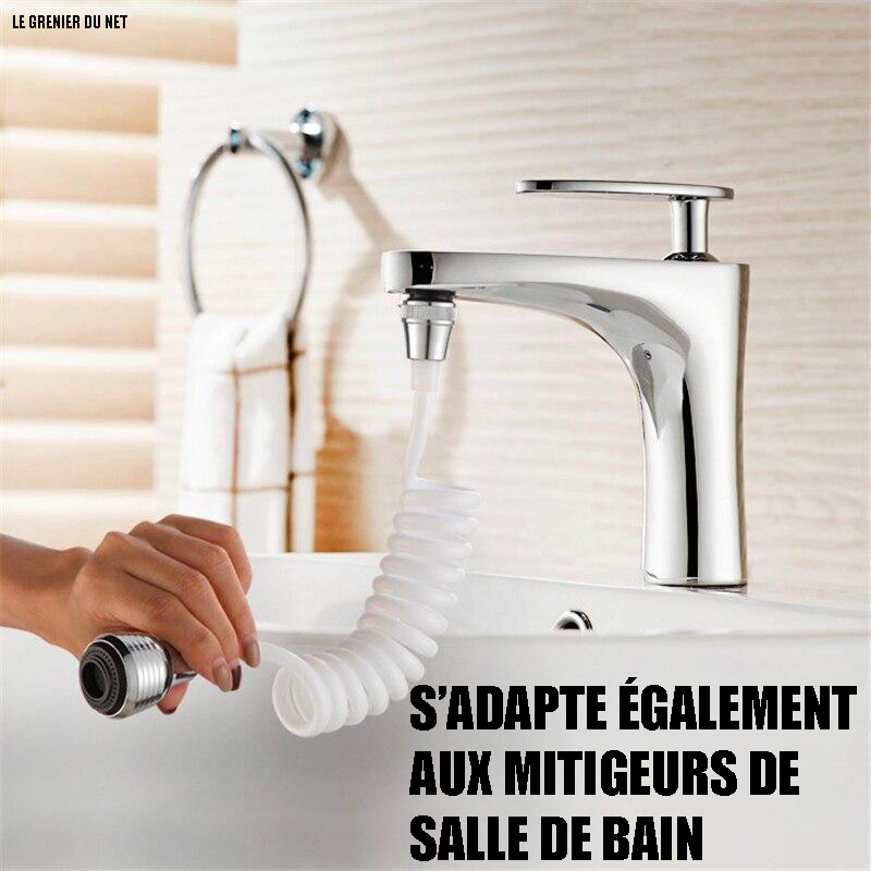extension robinet