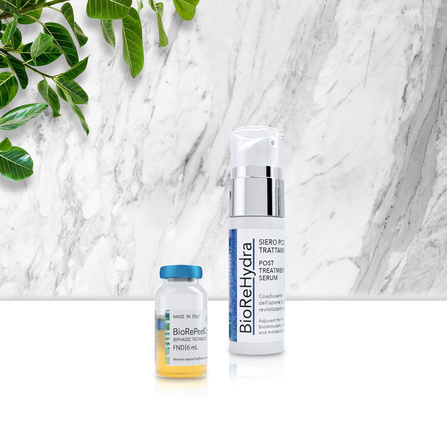 BioRePeelCl3 Hometreatment inklusive Serum