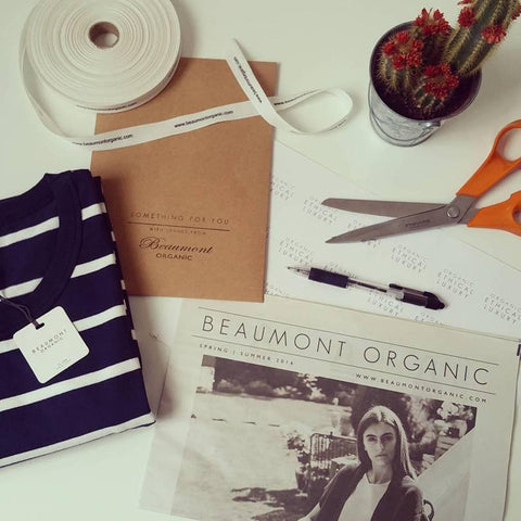Beaumont Organic Ethical Collection Interview