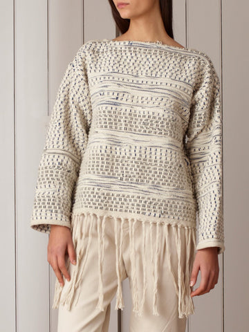 Study NY Organic Cotton Sweater