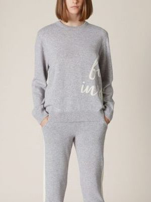 Made by Riley - Be Luxe Jumper - Grey