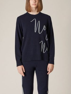 Made by Riley - Be Luxe Jumper - Navy