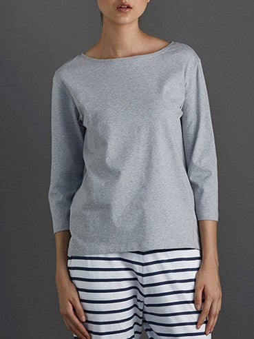 Kowtow - Organic Cotton Boat Neck Top