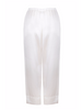 Cloe Cassandro - Silk Trousers - White