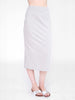 Beaumont Organic - Pam Maxi Skirt - Light Grey