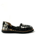 iX Style - Water for Children- Leather Huarache Sandal - Black