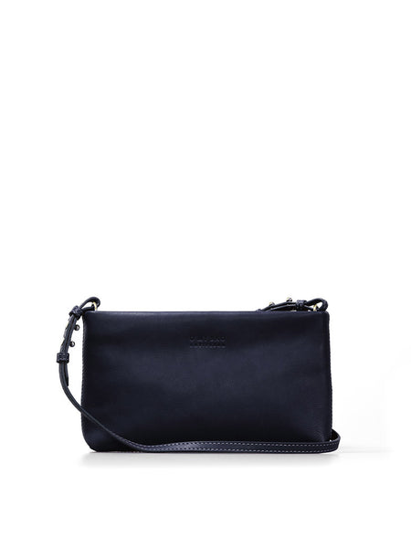 O My Bag - Dashing Daisy Bag - Black