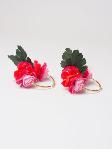 Gung Ho - Summer Earrings - Pink