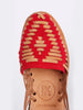 iXstyle  -Water for Children - Leather Huarache Sandal - Red