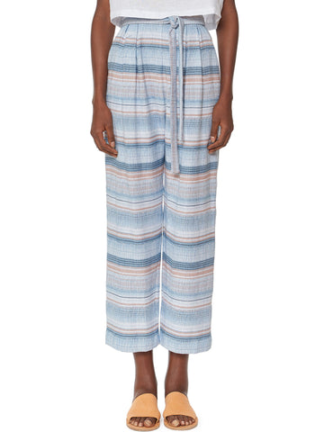Mara Hoffman - Easy Pant - Blue Multi