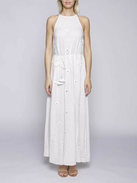 Uzma Bozai Crepe Tabby Dress