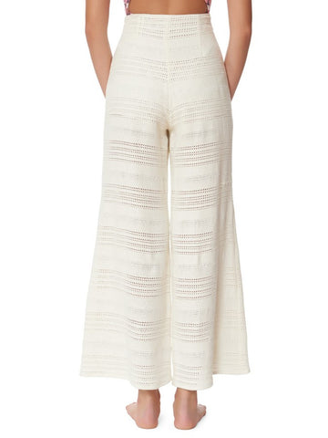 Mara Hoffman - Sheer Pants - Cream