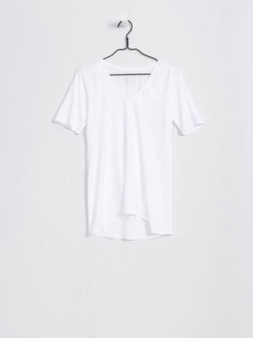 Kowtow - Organic Cotton V T-Shirt - White